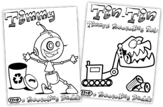 TT&E Coloring Pages