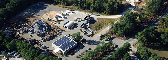 TT&E Scrapyard in Raleigh